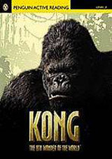 Pearson English Active Reading 2 King Kong Book + CD-Rom Pack