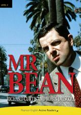 Pearson English Active Reading 2 Mr Bean Book + MP3 Audio CD / CD-ROM
