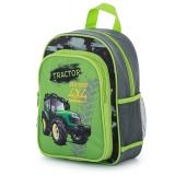 Batoh dětský předškolní traktor