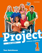 Project 1 Third Edition Student´s Book Czech Edition