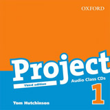 Project 1 Third Edition Class Audio CDs (2)