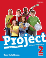 Project 2 Third Edition Student´s Book Czech Edition