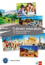 Direkt interaktiv 1 (A1) CZ - metodická příručka s DVD
