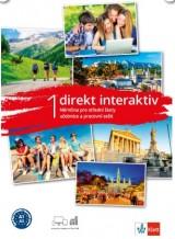 Direkt interaktiv 1 (A1-A2) – balíček (učebnice+pracovní sešit + kód + Intensivtrainer)