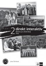 Direkt Interaktiv 2 (A2-B1) - kniha testů