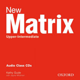 New Matrix Upper-Intermediate Class Audio CDs (2)