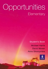 Opportunities Elementary Student Book