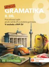 Německá gramatika 8 - 2. díl - procvičovací sešit