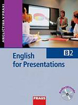 English for Presentations + CD
