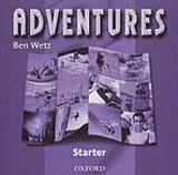 Adventures Starter Class Audio CDs (2)