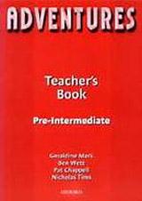 Adventures Pre-Intermediate Teacher´s Book
