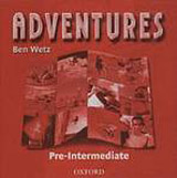 Adventures Pre-Intermediate Class Audio CDs (2)