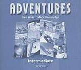 Adventures Intermediate Class Audio CDs (3)