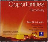 Opportunities Elementary Class CD
