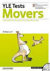 Cambridge YLE Tests Movers. Revised Edition Teacher´s Book, Student´s Book and Audio CD Pack