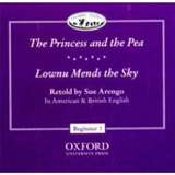 CLASSIC TALES Beginner 1 Lownu Mends The Sky & The Princess and The Pea Audio CD (American and British English)