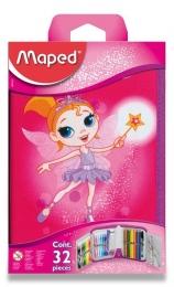 Tatoo Fairy školní penál 2patrový