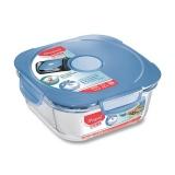 Concept Adults obědový box modrá