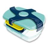 Concept velký svačinový box modrá