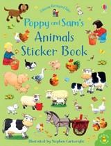 Poppy and Sam´s Animals Sticker Book
