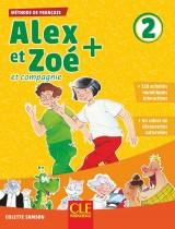 Alex et Zoé + 2 - Niveau A1.2 - Livre de l´élève + CD