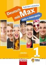 Deutsch mit Max neu + interaktiv 1 Hybridní učebnice