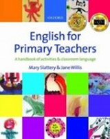 ENGLISH FOR PRIMARY TEACHERS + AUDIO CD PACK