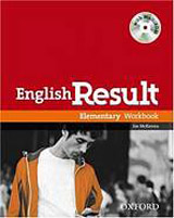 English Result Elementary Workbook without key with MultiROM Pack