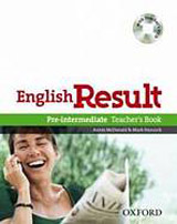 English Result Pre-Intermediate Teacher´s Book with DVD Pack