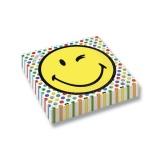 Smiley World ubrousky 16 ks