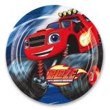 Blaze & the Monster Machine talířky 8 ks