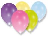 Balónky Pastelové bez potisku 5 ks