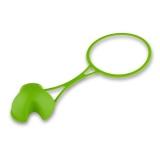 Krytka Floppy zelená