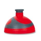 Náhradní víčko 2K na Zdravou lahev červená/antracit