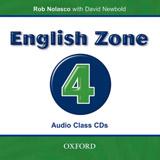English Zone 4 Class Audio CDs (2)