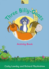 Fairy Tales Video Three Billy-Goats Activity Book