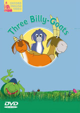 Fairy Tales Video Three Billy-Goats DVD