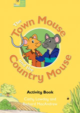 Fairy Tales Video The Town Mouse and the Country Mouse Activity Book