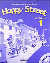 Happy Street 1 Activity Book and MultiROM Pack (International English Edition)