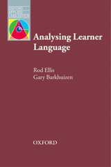 Oxford Applied Linguistics Analysing Learner Language