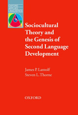 Oxford Applied Linguistics Sociocultural Theory and the Genesis of Second Language Development