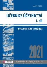 Učebnice Účetnictví 2021 - 1. díl