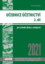 Učebnice Účetnictví 2021 - 2. díl
