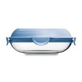 Concept Adults obědový talíř modrá