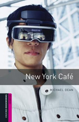 New Oxford Bookworms Library Starter New York Café Audio MP3 Pack
