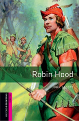 New Oxford Bookworms Library Starter Robin Hood