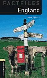New Oxford Bookworms Library 1 England Factfile Audio Pack