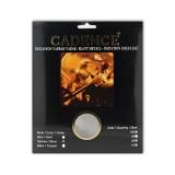 Imitace plátkových kovů Cadence Imitation metal leaf 25 x - silver stříbro