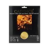Imitace plátkových kovů Cadence Imitation metal leaf 50 x - gold zlato