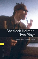 New Oxford Bookworms Library 1 Sherlock Holmes: Two Plays Audio Mp3 Pack